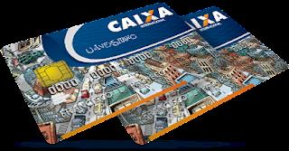Cartão Caixa Universitário Internacional