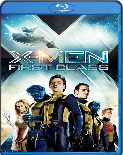 X-Men: First Class [2011] [BD25] [Latino]