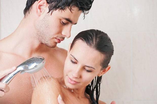 8 Hal Yang Di Rasakan Pasangan Saat Melakukan Shower Seks
