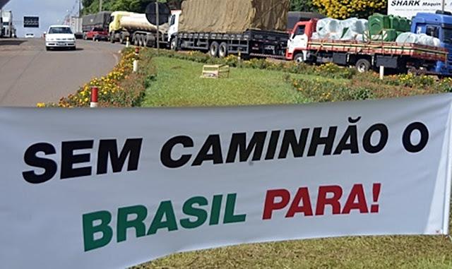 Caminhoneiros - O sangue das veias do Brasil