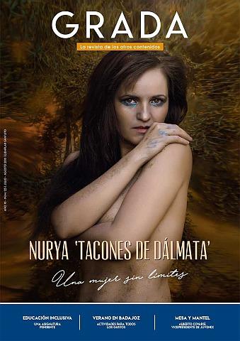 NURYA TACONES DE DÁLMATA