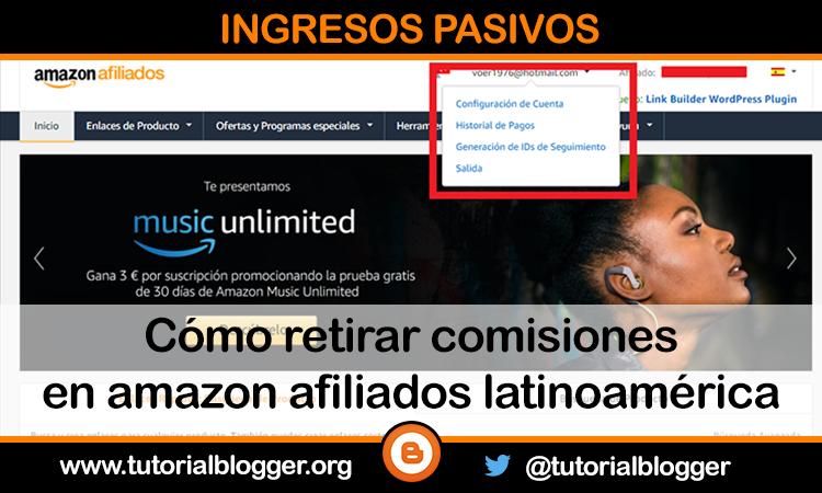 Cómo retirar comisiones del programa de afiliados Amazon con Payoneer