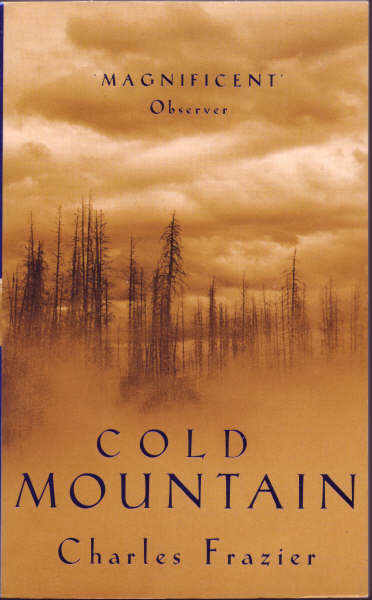 the archetype of the journey in charles fraziers novel cold mountain Archetypes in the novel archetypal hero's journey: inman and ada call to adventure wwwthewritersjourneycom/hero's_journeyhtm frazier, charles cold mountain.