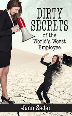 Jenn Sadai - Dark Confessions of a Woman and Dirty Secrets of Employee