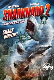 Sharknado 2 new york gets devoured