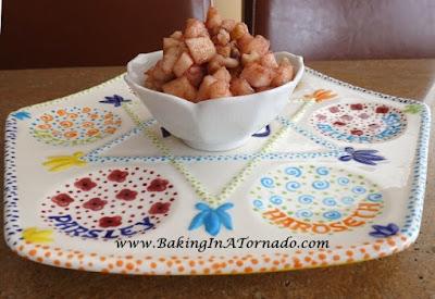 Charoses  | www.BakingInATornado.com | #recipe