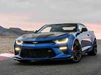 2018 Chevrolet Camaro V-6 1LE Photo Gallery Review