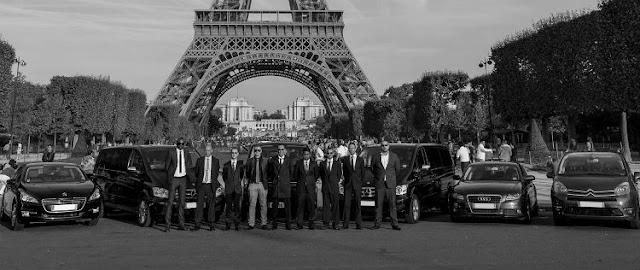 paris taxi reservation