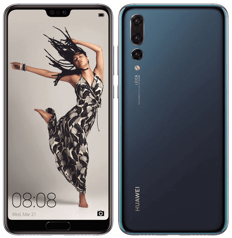 Huawei P20 Pro could come with a Leica 40MP + 8MP hybrid zoom and 20MP monochrome triple cameras!