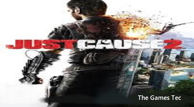 Just Cause 2 PC Game Download