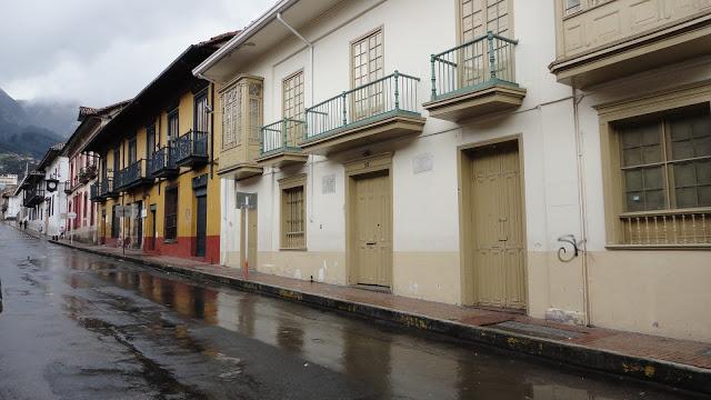 La Candelaria O que fazer em Bogotá