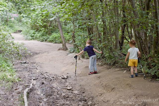 Bieszczady z dzieckiem, trekking z małymi dziećmi