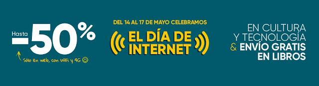 Top 10 ofertas El Día de Internet de Fnac.es
