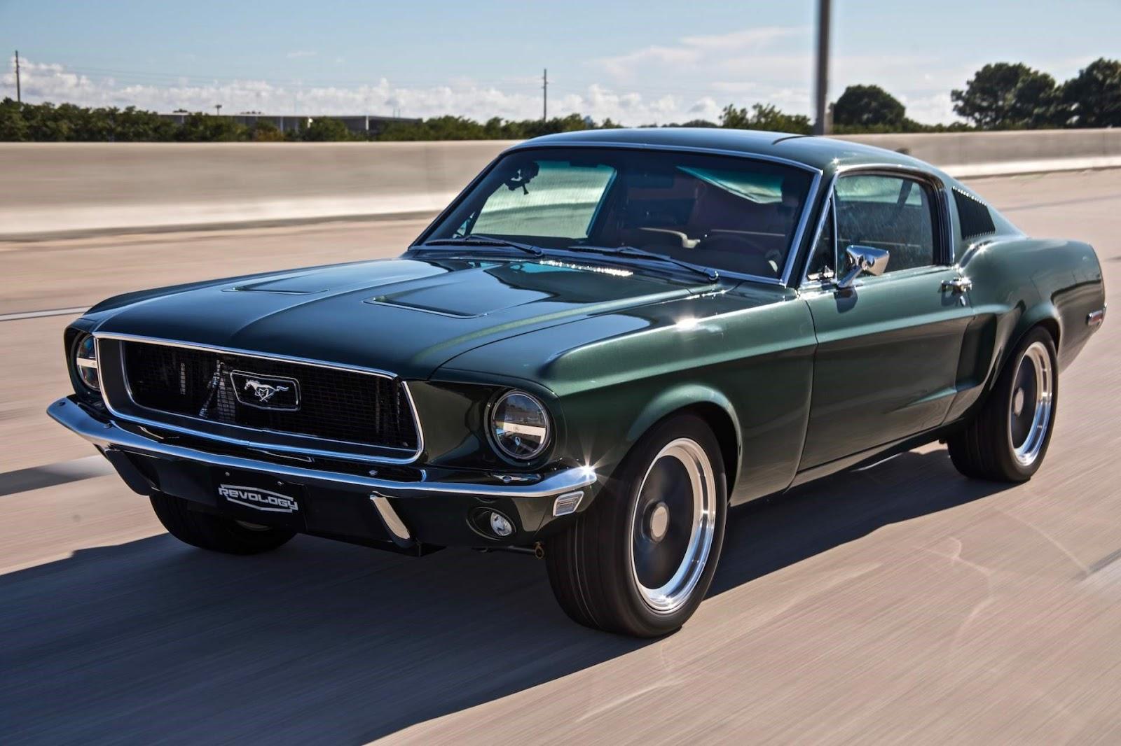 1968 Mustang Blog