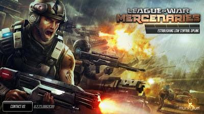 League of War Mercenaries apk