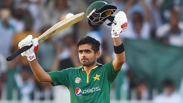 बाबर आजम, आईसीसी नंबर वन T20 बल्लेबाज