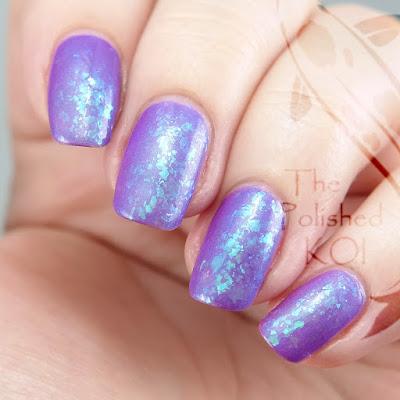 Tonic Polish Light of Lyra and Nfu Oh 50