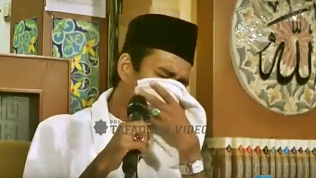Curahan Hati Ustaz Abdul Somad Usai Batalkan Ceramah di Jawa