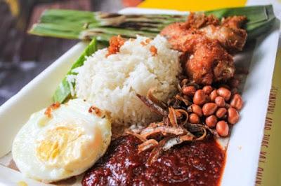 Cara Buat Nasi Lemak Yang Sedap Dan Lembut