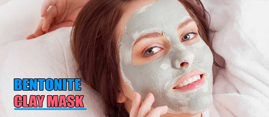 Bentonite Clay Mask for Blackheads removal