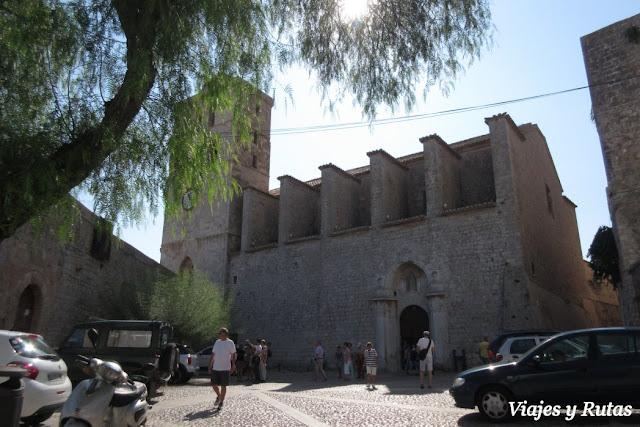 Catedral de Santa María de Ibiza