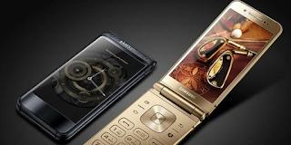 Spesifikasi Samsung SM-W2018 android flip