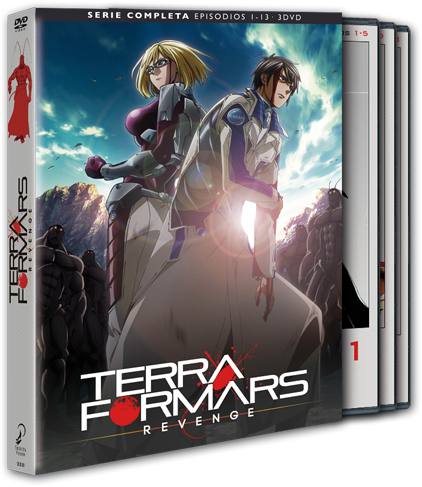 TERRA FORMARS REVENGE TEMPORADA 2