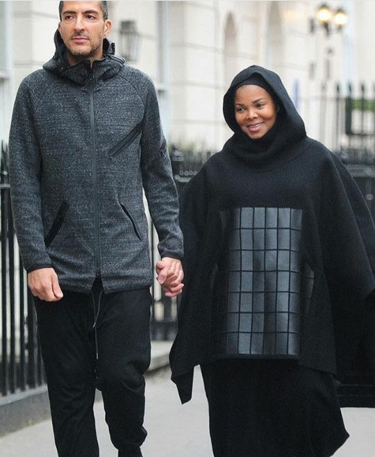 50-year-old Janet Jackson confirmed pregnant after she's pictured with hubby & baby bump