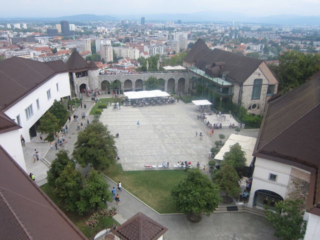 Ljubljana niños viaje