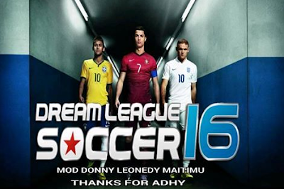 Download DLS 16 v3.09 Mod By Donny Apk