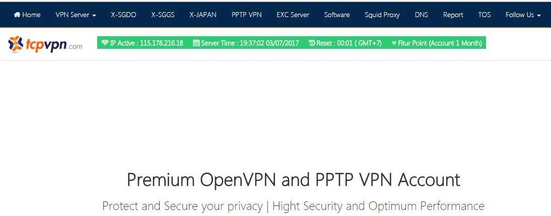 Cara Menggunakan VPN di PC/Laptop di TcpVPN - Akizaku