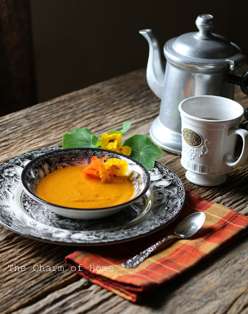 Carrot Soup: The Charm of Home