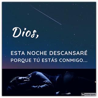 Oración de la Noche - Protección y Seguridad de Dios