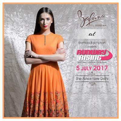 Ramola Bachchan presents RUNWAY RISING, Fashion & Lifestyle Exhibition 2017- 16th Edition