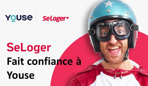 Partenariat entre Youse et SeLoger