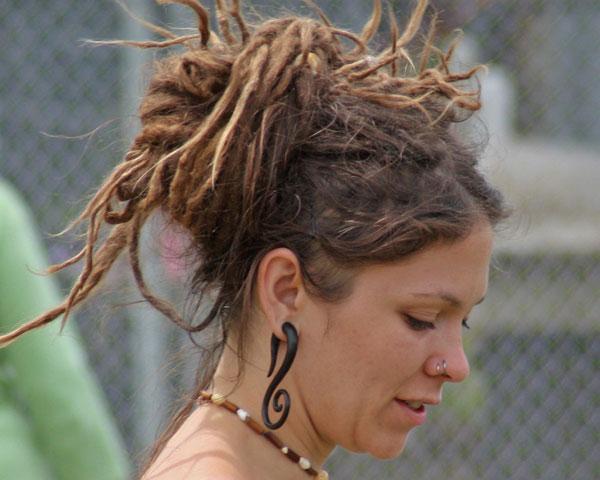 34 Dreadlock Hairstyles For Women