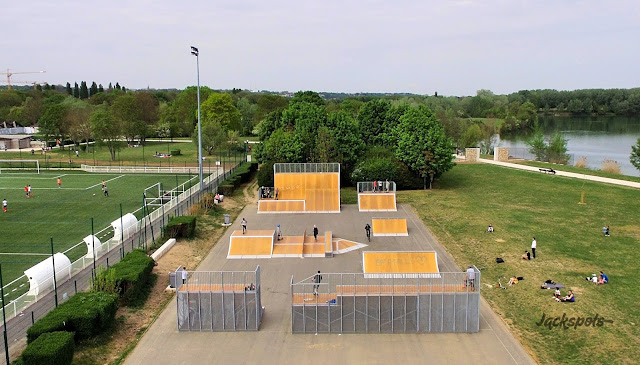 Skatepark draveil 2019