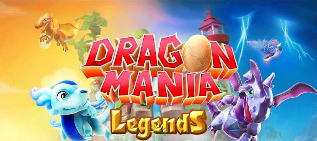 Dragon Mania Legends Mod Apk Data Offline (Unlimited Money)