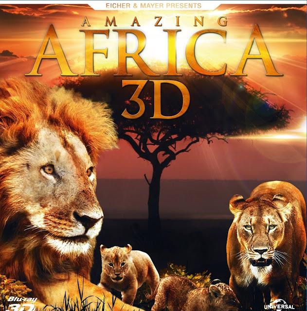 Châu Phi Huyền Diệu (thuyết minh) - Amazing Africa