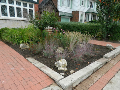 Toronto Gardening Services Midtown Toronto Fall Garden Cleanup after by Paul Jung Gardening Services