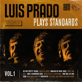 LUIS PRADO - Plays Standards, Vol.1 1