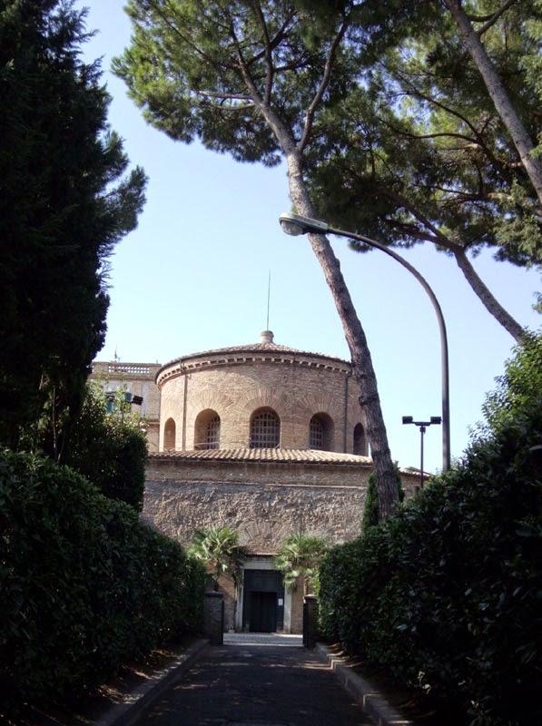 IMG 20140906 103923 - O Mausoléu de Santa Constança