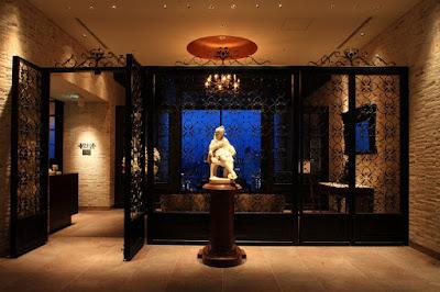 Hotel Monterey Grasmere Osaka Lobby Japan