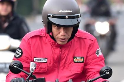 Harga Dan Tempat Beli Jaket Viral Jokowi Asli