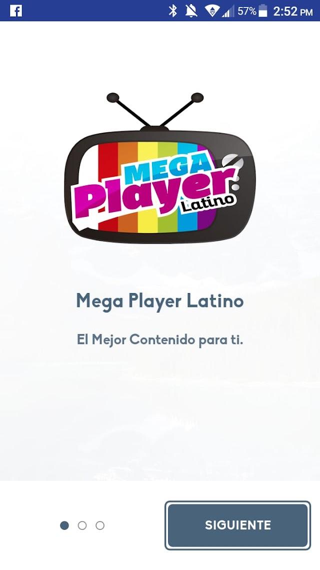 Mega Player Latino APK Tv Premium Gratis 2019