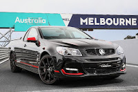 Holden VFII Commodore Ute Magnum (2017) Front Side