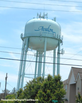 Avalon in New Jersey - Water Tower