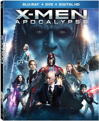 X-Men: Apocalipsis (2016) HD 1080p