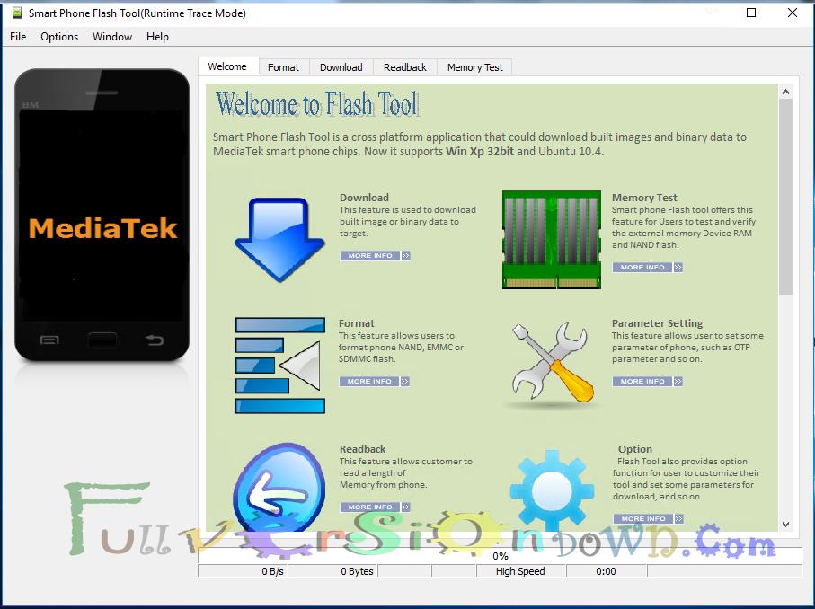 Smart Phone Flash Tool 5.1648.00 Latest Version