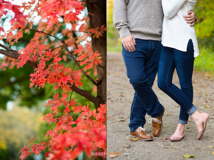 Ann Arbor Island Park Engagement Session - SudeepStudio.com Ann Arbor Wedding Photographer